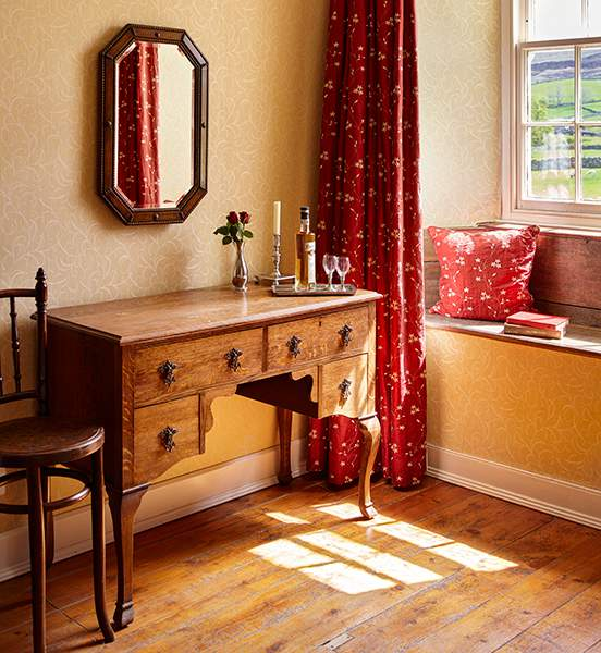 Durable, crafted objects create harmony in The Farmhouse - Corner of Eden, Cumbria