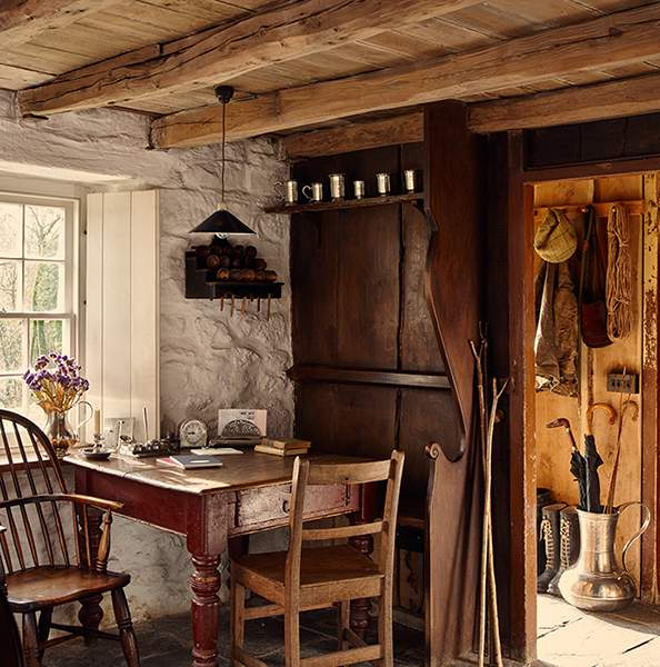 French Country Cottage Blog Kitchen