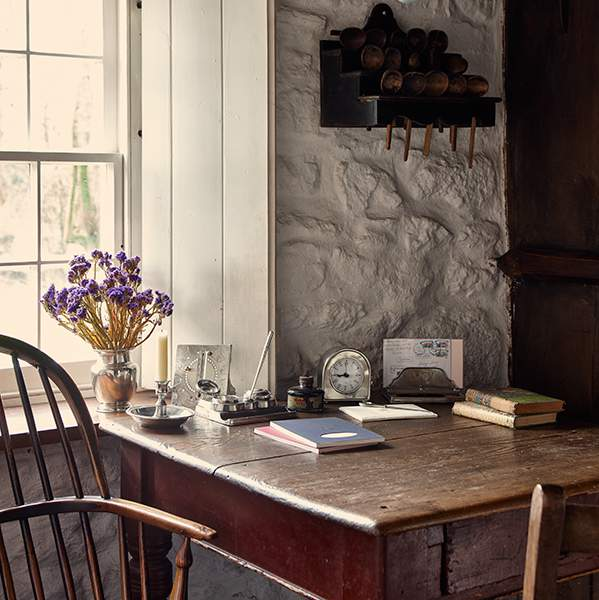 Country cottage aesthetic at Bryn Eglur, The Welsh House, Carmarthenshire