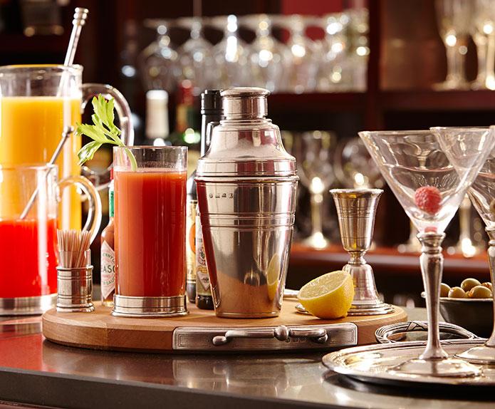Cosi-Tabellini-Italian-Pewter-Journal-Cocktail-Shaker-1