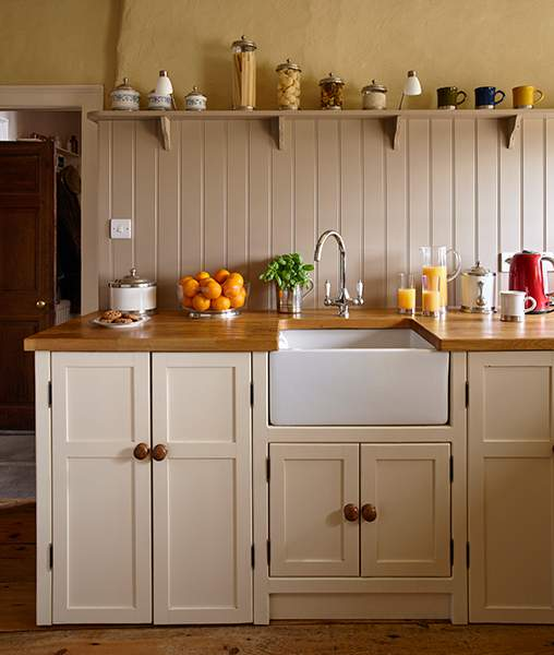 Modern fixtures allow modest form and function at The Farmhouse - Corner of Eden, Cumbria