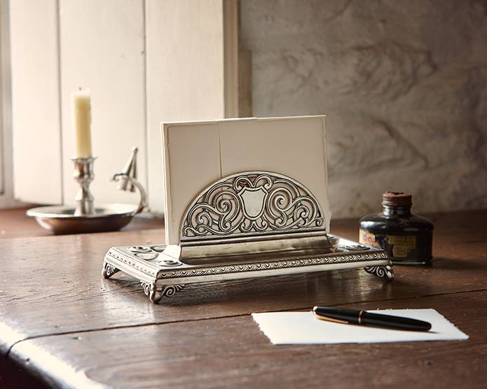 Cosi-Tabellini-Italian-Pewter-Journal-Writing-Letters-1