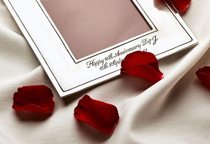 Cosi-Tabellini-Italian-Pewter-Journal-10th-Tenth-Wedding-Anniversary-Tin
