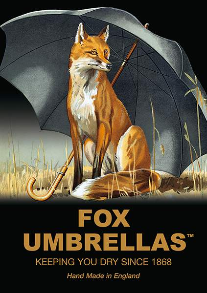 Image © Fox Umbrellas