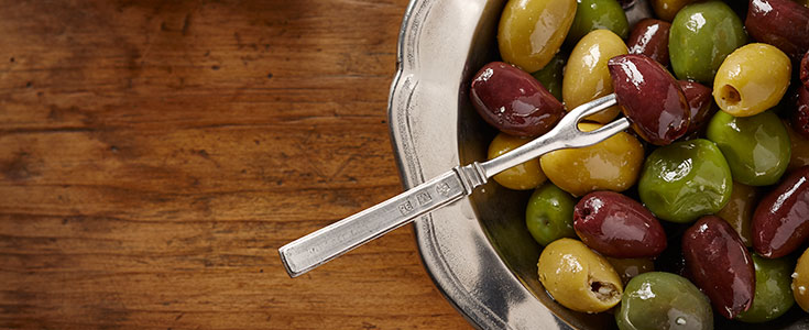 Ingredient Spotlight: Italian Olives